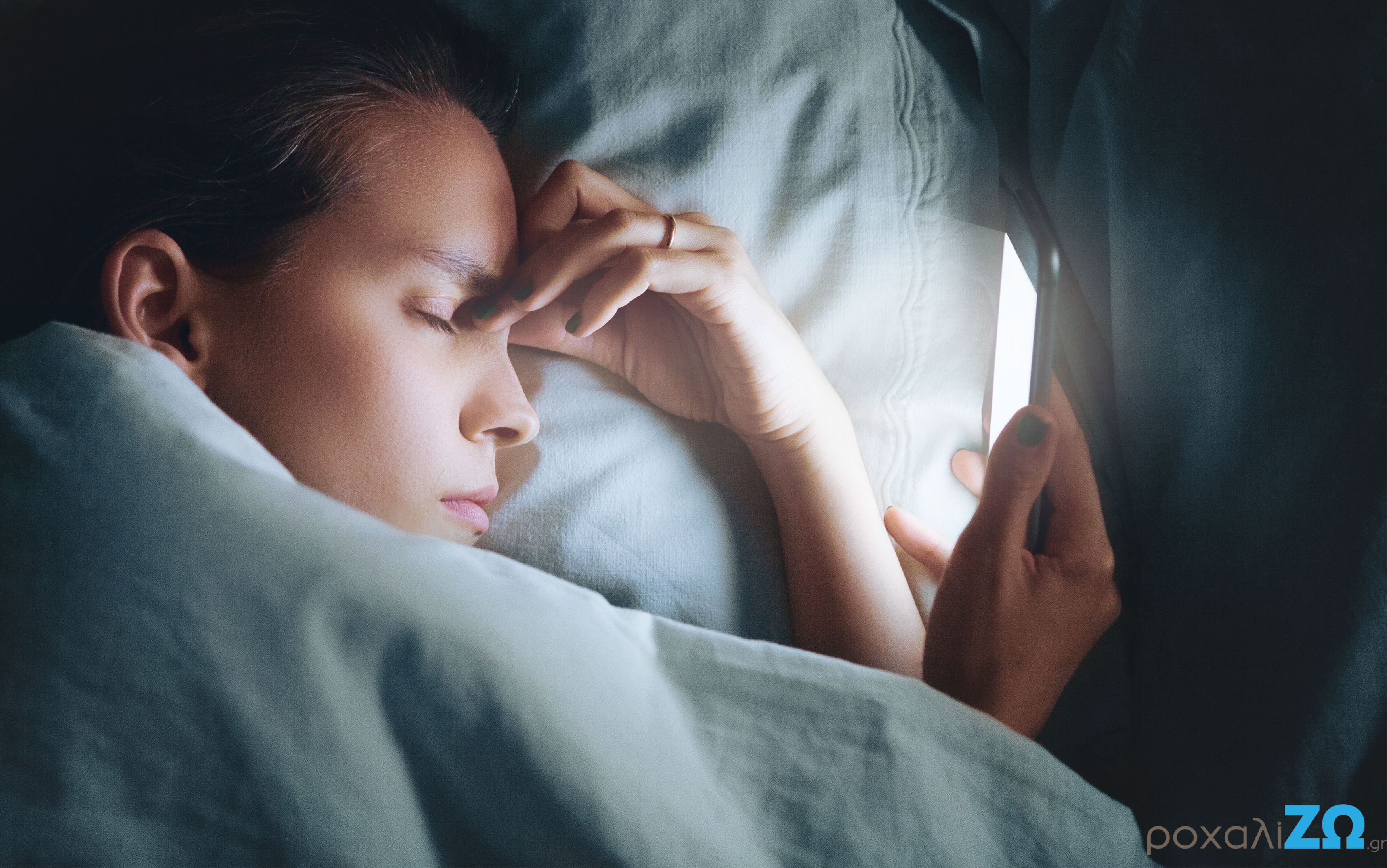Έκθεση σε τεχνητό φως κατά το νυχτερινό ύπνο και αύξηση του βάρους στις γυναίκες