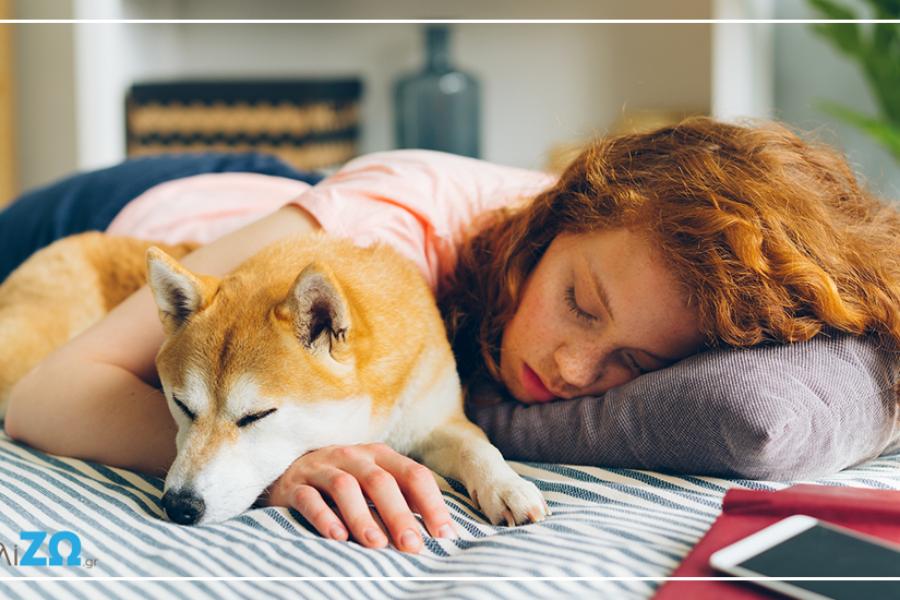 Ύπνος και ψυχική υγεία