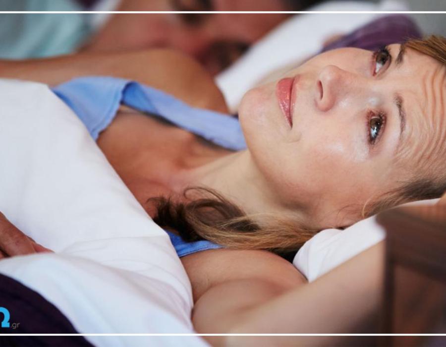 Ύπνος και εμμηνόπαυση: Συμβαίνουν αλλαγές που μπορείς να αντιμετωπίσεις!
